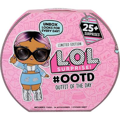 L.O.L. Surprise Outfit Of The Day