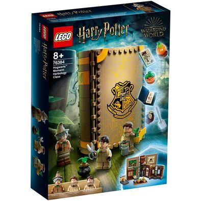 Lego Harry Potter Hogwarts Moment: Herbology Class 76384