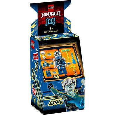 LEGO Ninjago Jay Avatar - Arcade Pod 71715