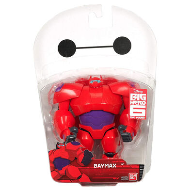 Big Hero 6 Hero Action Figure Red Baymax