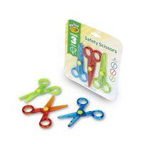 Crayola 3 Colours Safety Scissors