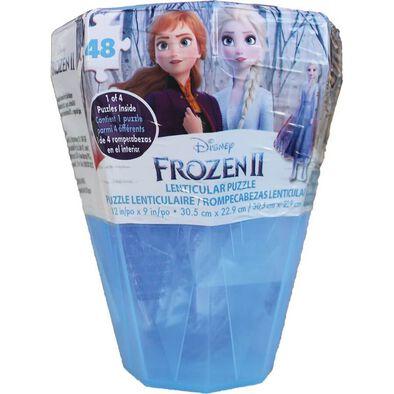 Disney Frozen 2 Lent Signature Puzzle