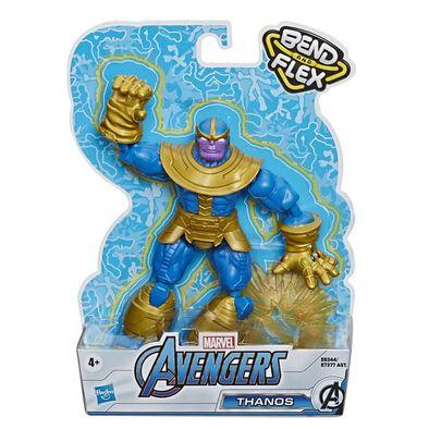 Marvel Avengers Bend And Flex Figure - Assorted