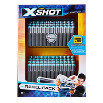 X-Shot 100 Darts Refill Pack - Assorted