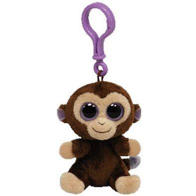Ty Beanie Boos 5 Inch Clip Coconut The Monkey