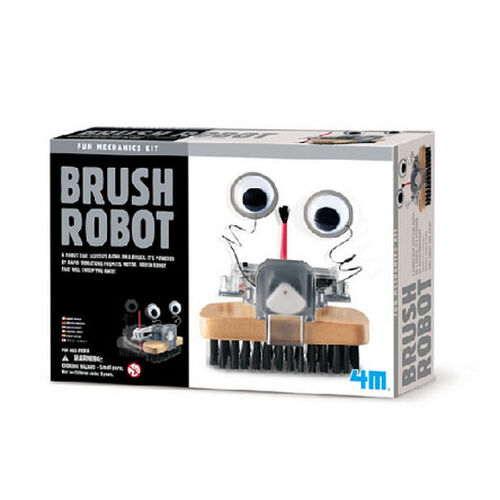 4M Mech Fun - Brush Robot