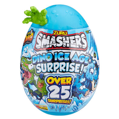 Smashers Series 3 Giant Dino Ice Age Surprise