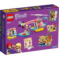 Lego Friends Vet Clinic Rescue Helicopter 41692