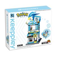 Qman Keeppley Pokémon Squirtle Swimming Tools Shop
