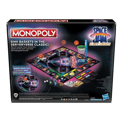 Monopoly Space Jam