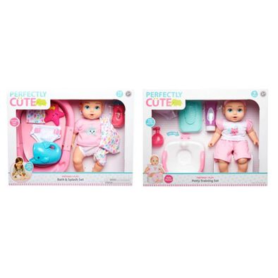 Perfectly Cute Pretend Play Set (Bath Splash / Potty Training) - Assorted