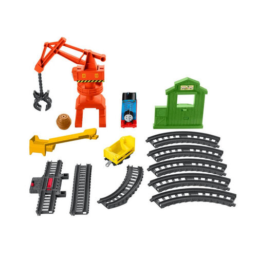 Thomas & Friends Track Master Cassia Crane And Cargo Set