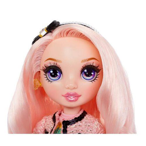 Rainbow High Fashion Doll Pink Bella Parker