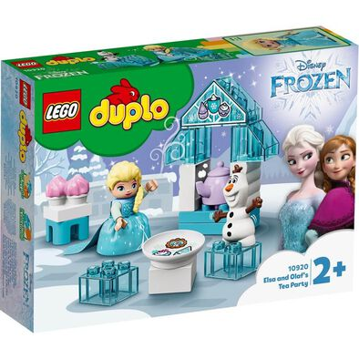 LEGO Duplo Disney Princess Elsa and Olaf's Tea Party 10920