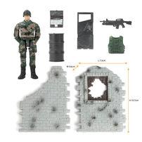 World Peacekeepers Military Figure - Assorted