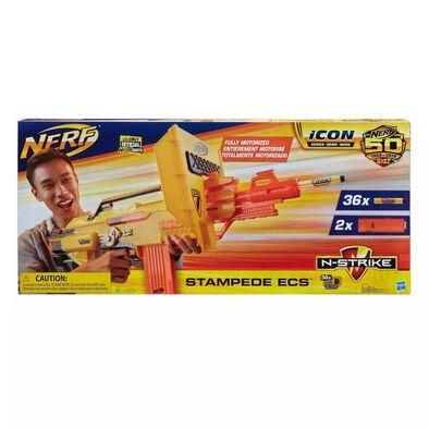 NERF 50th Anniversary N-Strike Stampede ECS