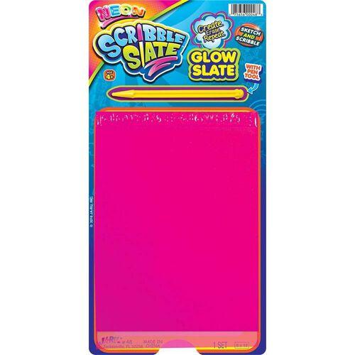 Ja-Ru Scribble Slate - Neon