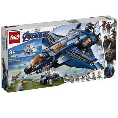LEGO Marvel Avengers Avengers Ultimate Quinjet 76126