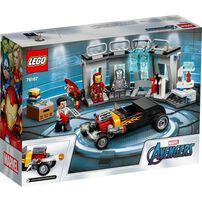 LEGO Marvel Super Heroes Iron Man Armoury 76167