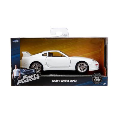 Die Cast Collected Series Fast & Furious 1:32 1995 Brian's Toyota Supra