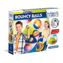 Clementoni Science & Play Bouncy Balls