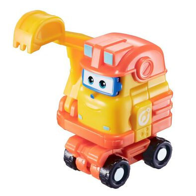 Super Wings Transform-A-Bots Build-It Scoop