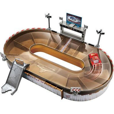 Disney Pixar Cars 3 Thomasville Ghost Track