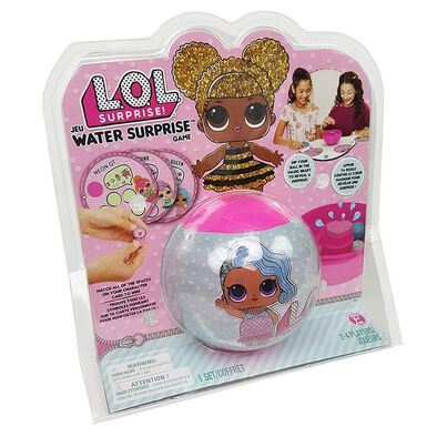 L.O.L. Surprise Water Surprise Game