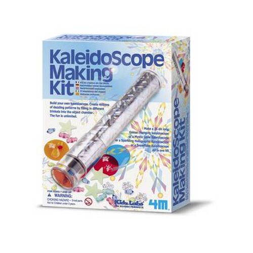 4M Making A Kaleidoscope