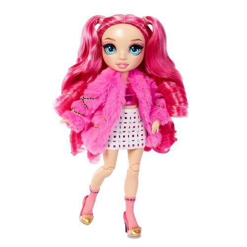 Rainbow High Fashion Doll Fuchsia Stella Monroe