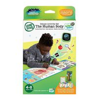 LeapFrog Go Deluxe Activity Set - The Human Body