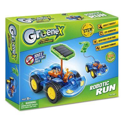 Greenex Robotic Run