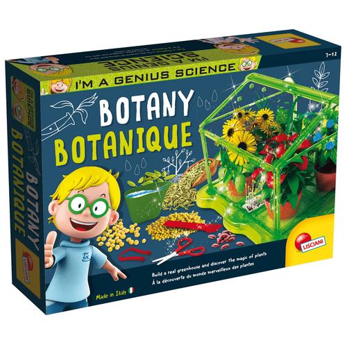 I'm A Genius Science Botany World