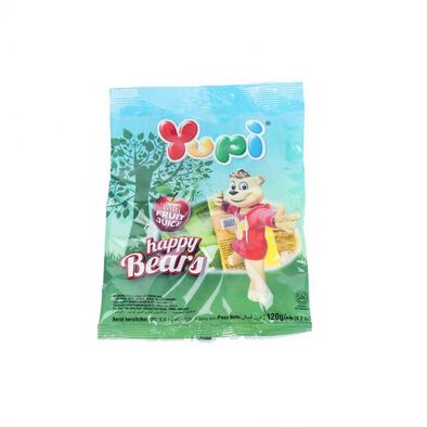 Yupi Happy Bears 120G