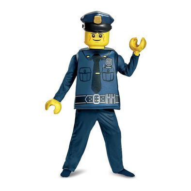 LEGO Police Officer Deluxe (Small) 18237L