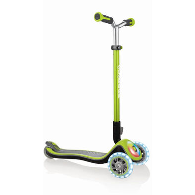 Globber Elite Prime Lime Green Scooter