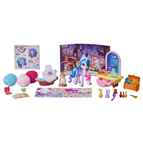 My Little Pony Movie Sparkling Scenes - Assorted