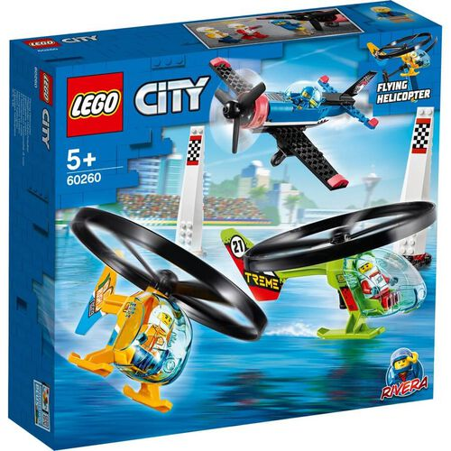 LEGO City Airport Air Race 60260