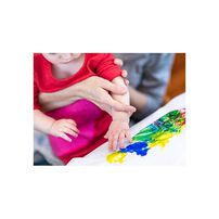 Crayola My First Crayola Washable Fingerpaint Kit