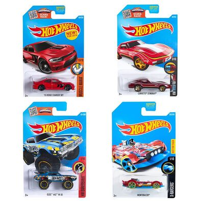 Hot Wheels Basic Single Car - Assorted
