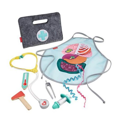 Fisher-Price Patient and Doctor Kit