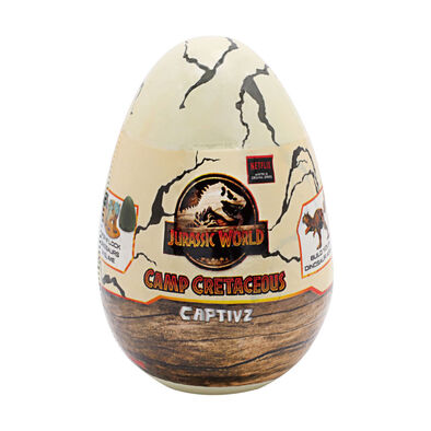 Jurassic World Captivz Slime Egg - Assorted