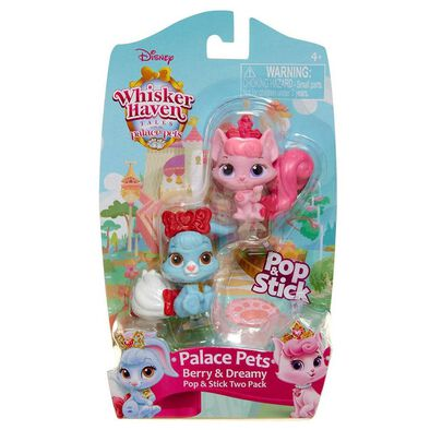 Disney Palace Pets Pop And Stick 2 Pack - Assorted