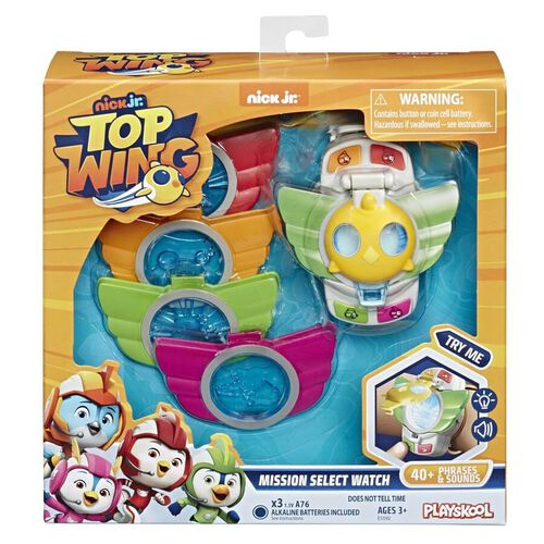 Top Wing Mission Select Watch