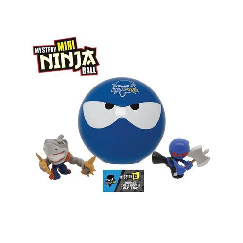 Ninja Kidz Mini Mystery Ninja Ball