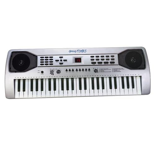 Groovy Tunes 49 Keys Electronic Keyboard