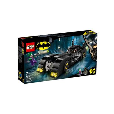 LEGO DC Batman Batmobile: Pursuit of The Joker 76119