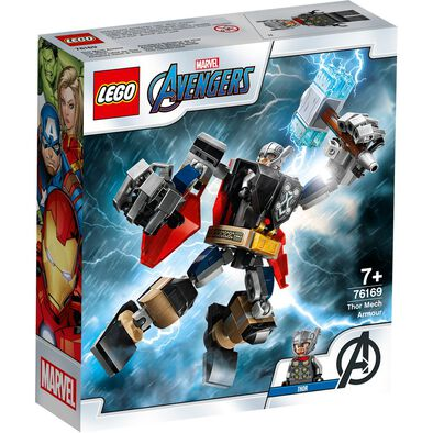 LEGO Marvel Super Heroes Thor Mech Armour 76169