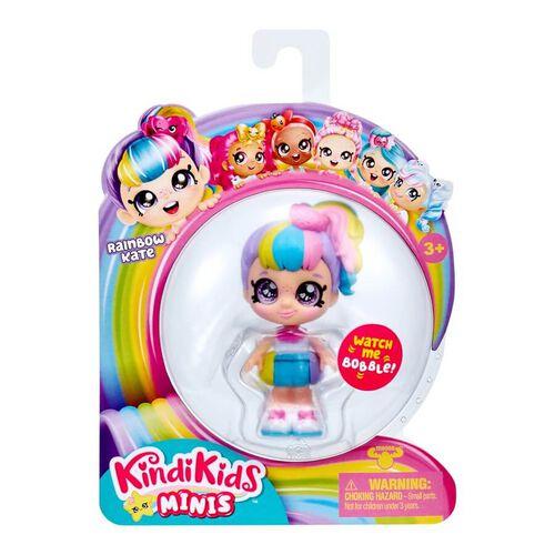Kindi Kids Mini Doll Rainbow Kate