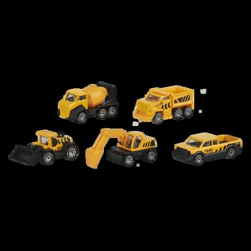 Speed City 5 Pack City Diecast vehicles